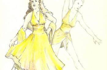 Orpheus and Euridice 2